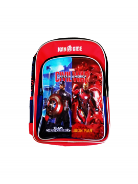 Mochila Capitan America Civil War
