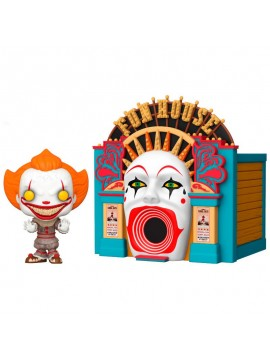 FUNKO POP PENNYWISE WITH FUNHOUSE